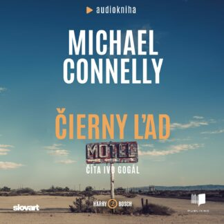 Michael Connelly - Čierny ľad - Audiokniha