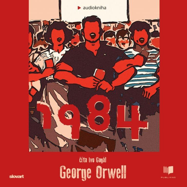 Audiokniha 1984 - George Orwell