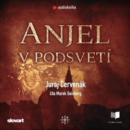 Audiokniha Anjel v podsvetí - Juraj Červenák