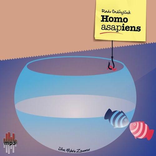 Rado Onřejíček - Homo Asapiens