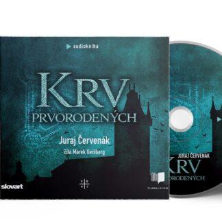 Audiokniha Krv prvorodených - Juraj Červenák