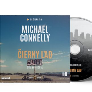 Audiokniha Čieny ľad - Michael Connelly