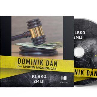 Audiokniha Klbko zmijí - Dominik Dán