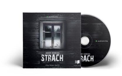 Audiokniha Strach - Jozef Karika