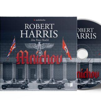 Audiokniha Mníchov - Robert Harris