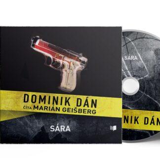 Audiokniha Sára - Dominik Dán