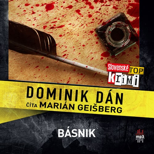 Dominik Dán - Básnik - Audiokniha