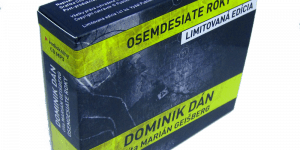 Dominik Dán - 80 roky - Audioknihy - Limitovaná edícia