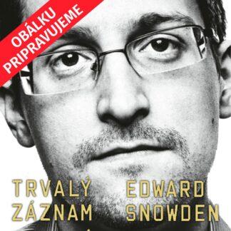 Edward Snowden - Trvalý záznam - Audiokniha - Obálku pripravujeme