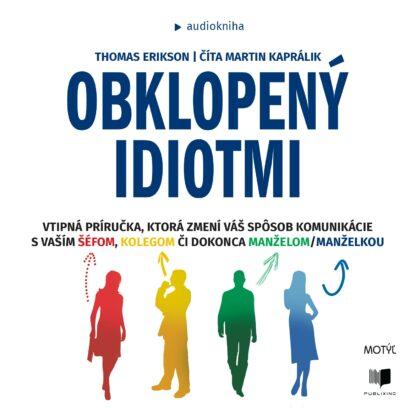 Audiokniha Obklopený idiotmi - Thomas Erikson