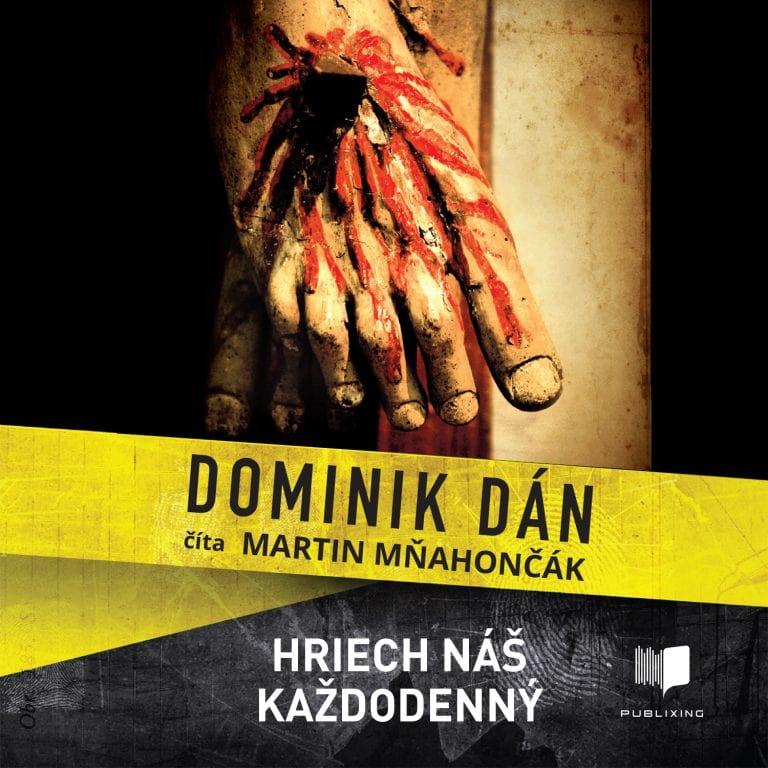 Audiokniha Hriech ná? ka?dodenný - Dominik Dán