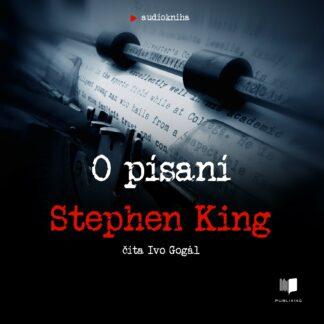 Audiokniha O písaní - Stephen King