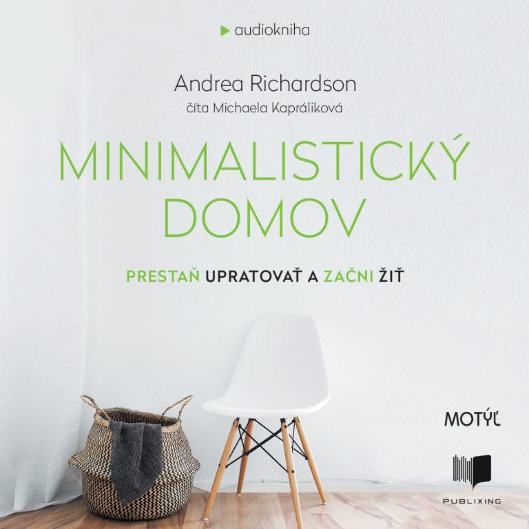 Audiokniha Minimalistický domov - Andrea Richardson