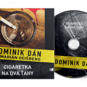 Audioknihy na CD