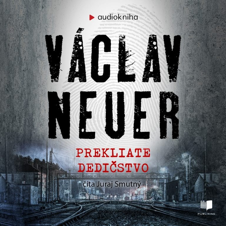 Audiokniha Prekliate dedi?stvo - Václav Neuer