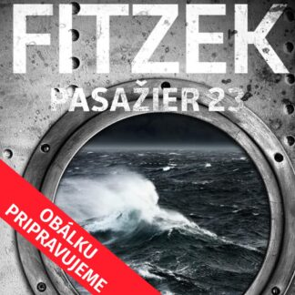 Sebastian Fitzek - Pasažier 23 - Audiokniha - Obálku pripravujeme