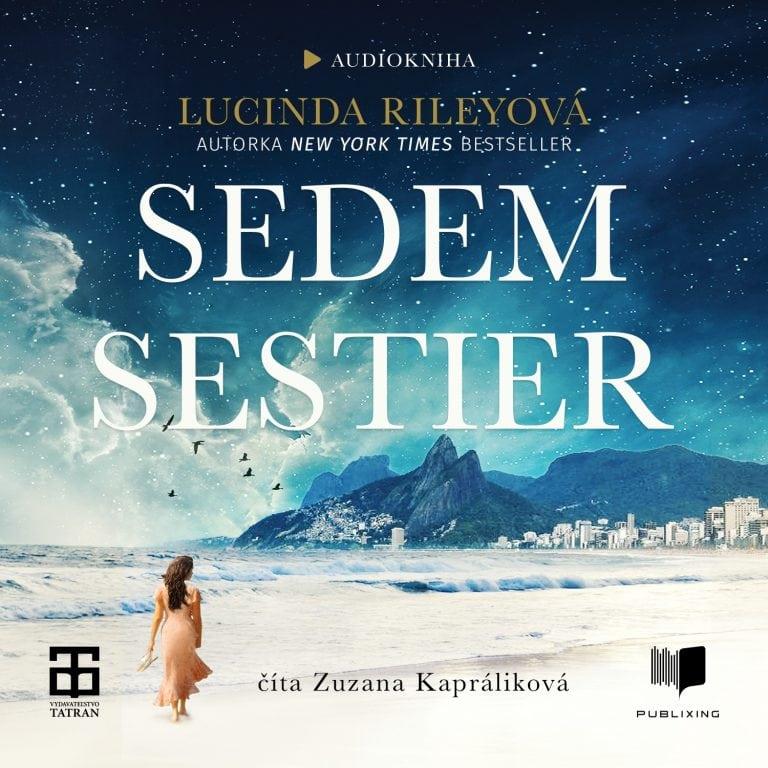 Audiokniha Sedem sestier - Lucinda Rileyová