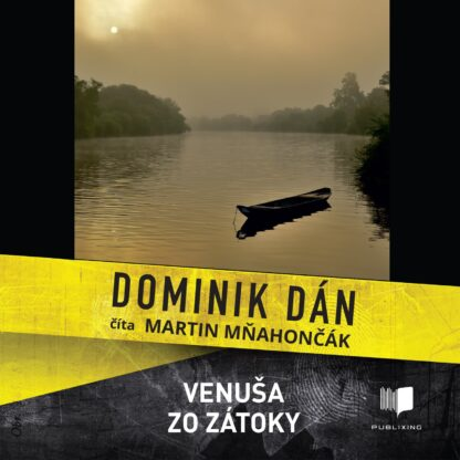 Audiokniha Venuša zo zátoky - Dominik Dán